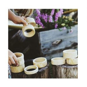 Explore Nook Bamboo Rings