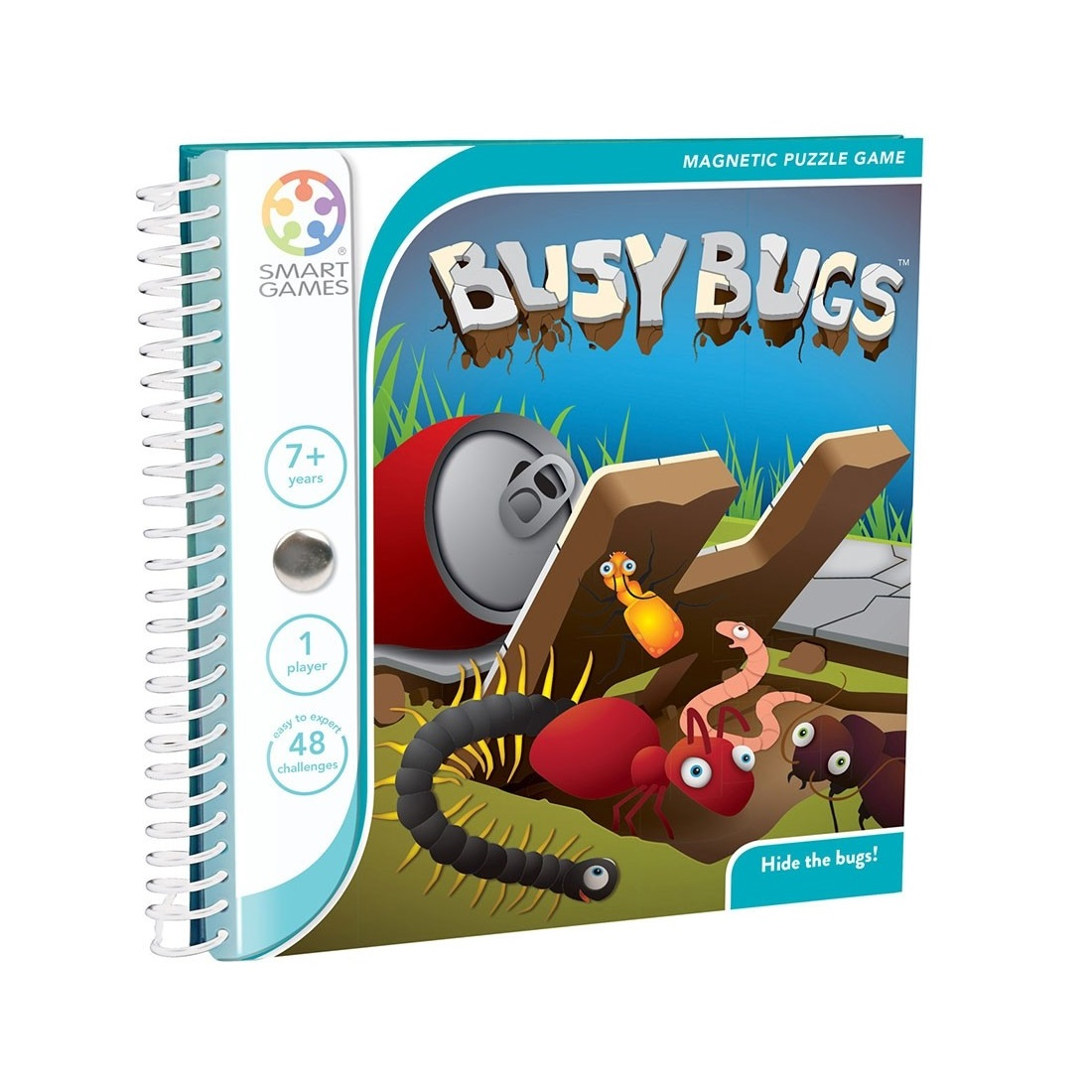 Busy Bugs Magnetic Game