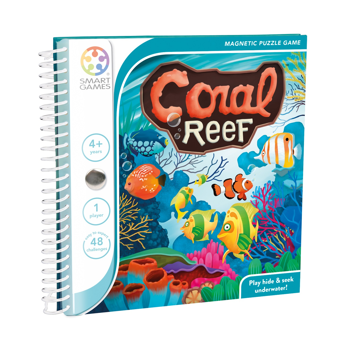 Coral Reef Magnetic Game