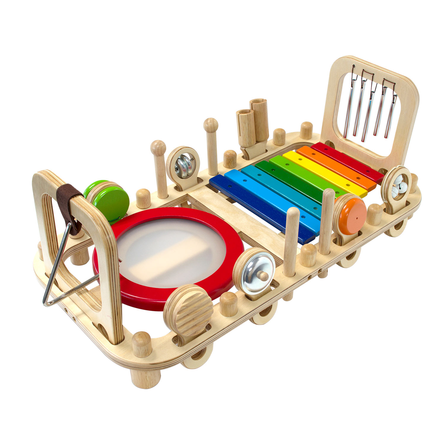 I'm Toy Melody Bench & Wall Toy
