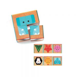 Djeco Puzzle Blocks