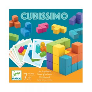 Cubissimo Puzzle Game