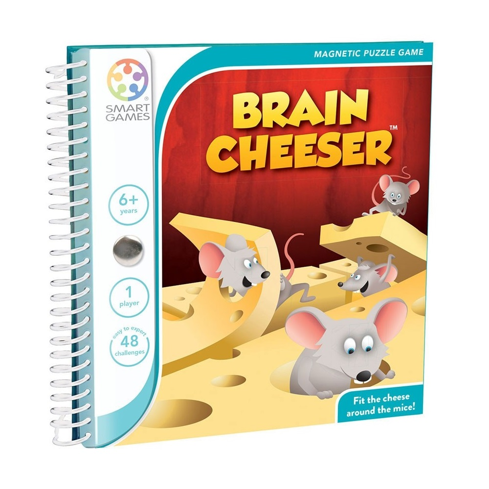 Brain Cheeser Magnetic Game