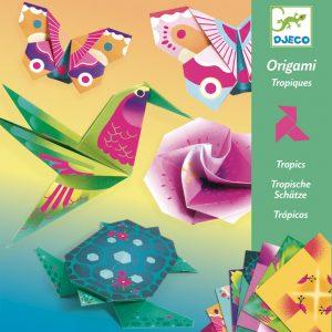 Djeco Origami Tropics