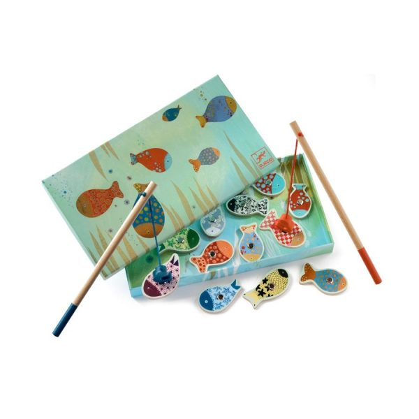 Djeco Magnetic Fishing Dream