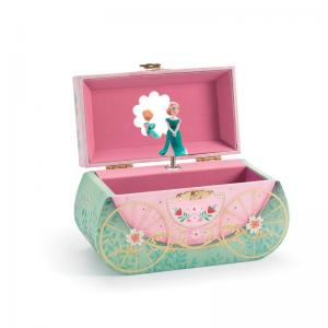 Carriage Ride Music Box
