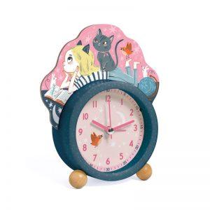 Djeco Alarm Clock Little Cat