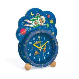Djeco Alarm Clock Space