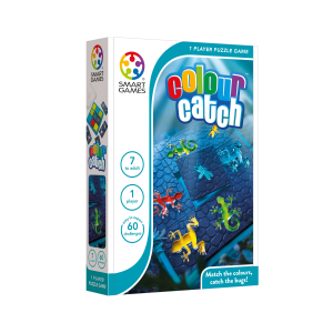 Colour Catch Puzzle Game