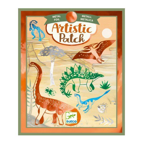 Djeco Artistic Patch Dinosaurs