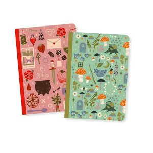 Djeco Little Notebooks Camille