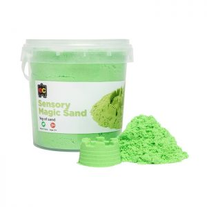 Magic Sand 1kg Green