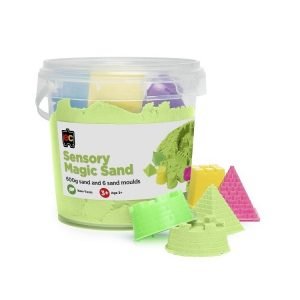 Magic Sand 600g Moulds Green