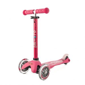 Mini Micro Deluxe Scooter Pink
