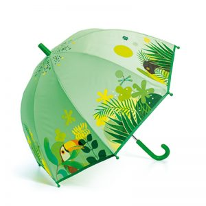 Djeco Umbrella Tropical Jungle