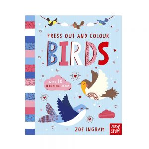 Press Out and Colour Birds