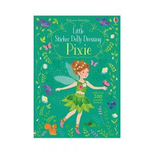 Little Sticker Dolly Dressing Pixie
