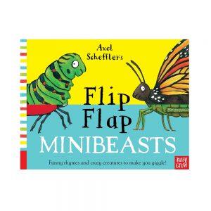 Flip Flap Minibeasts