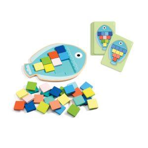 Djeco Mosaic Fish