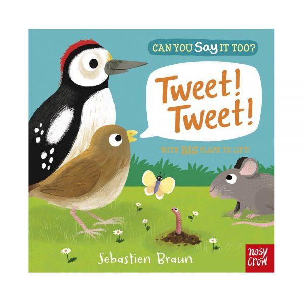 Can You Say It Too? Tweet! Tweet!