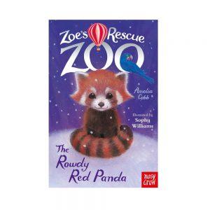 The Rowdy Red Panda