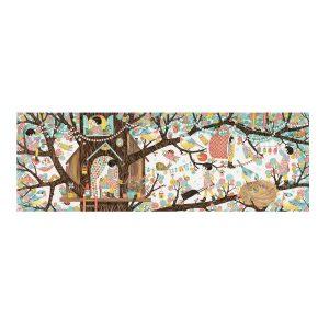 Djeco Gallery Puzzle Treehouse