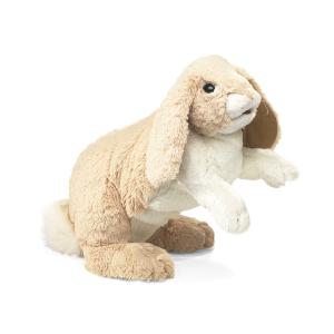 Folkmanis Floppy Bunny Puppet