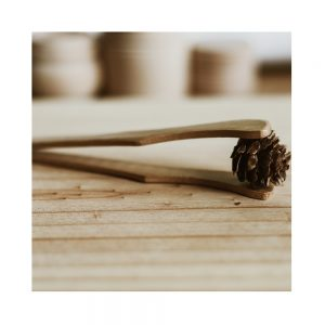 Explore Nook Bamboo Curved Tongs