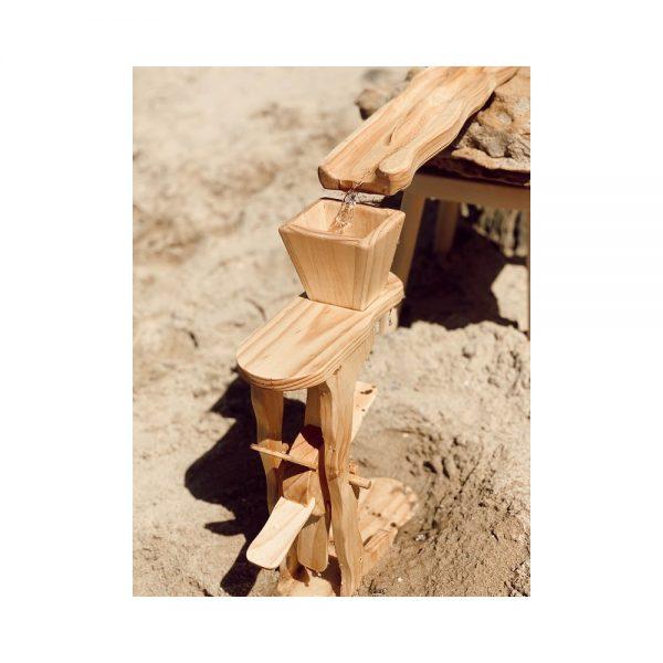 Explore Nook Wooden Water Wheel