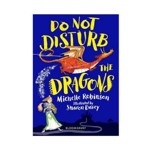 Do Not Disturb the Dragons