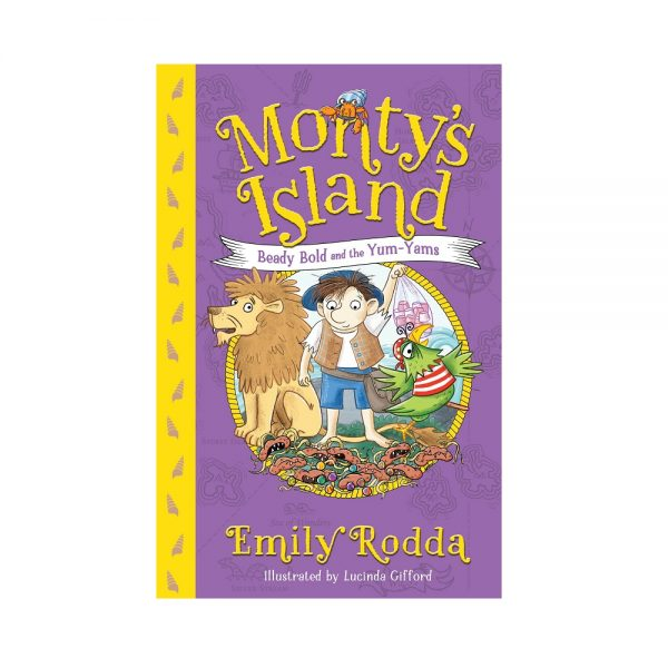 Beady Bold and the Yum-Yams: Monty's Island 2