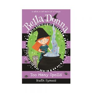 Too Many Spells: Bella Donna Book Two
