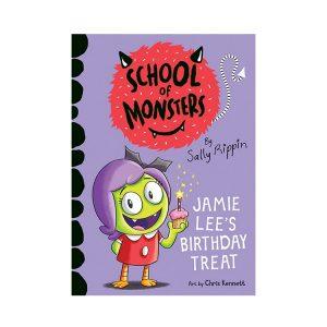 Jamei Lee's Birthday Treat: School of Monsters #5
