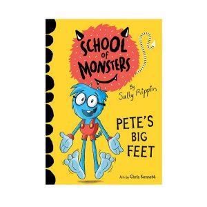 Pete's Big Feet: School of Monsters #4