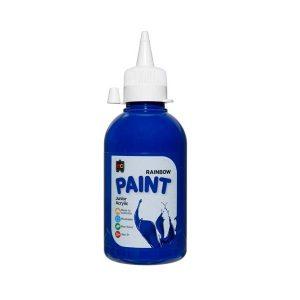 Rainbow Paint Blue 250mL