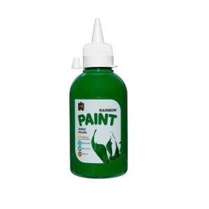 Rainbow Paint Green 250mL