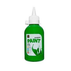 Rainbow Paint Leaf Green 250mL