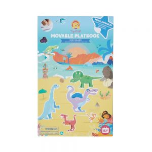 Movable Playbook Dino Island