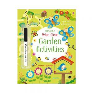 Wipe Clean Garden Activities