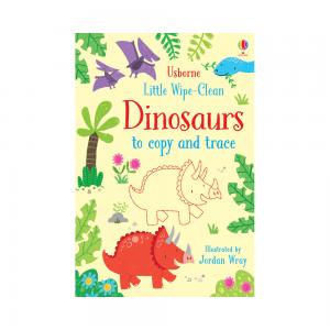 Little Wipe Clean Dinosaurs
