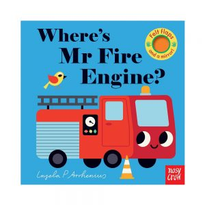 Where's Mr Fire Engine?
