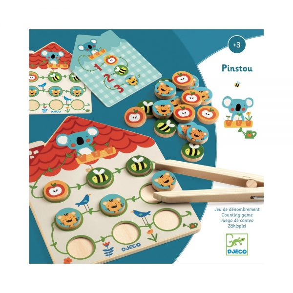Pinstou Sequencing Game