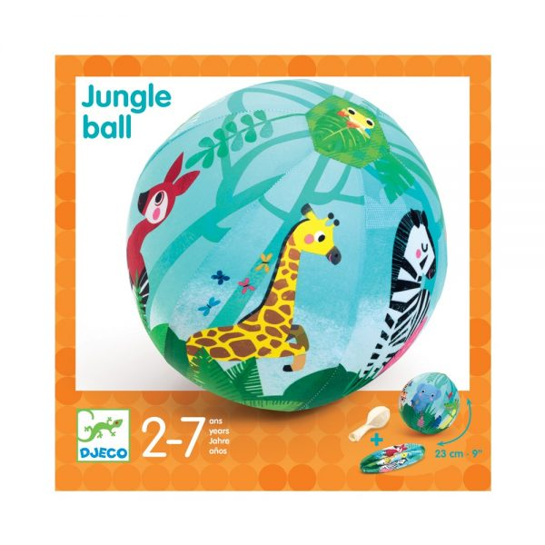 Djeco Balloon Ball Jungle