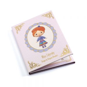 Miss Lilyruby Tinyly Sticker Book