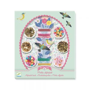 Djeco Alphabet Beads Jewellery Kit